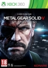 Metal Gear Solid V Ground Zeroes (Xbox 360)